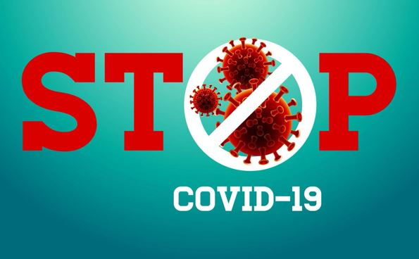 Stay Home – Stay Safe from COVID-19